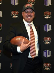 UNLV has confident Tony Sanchez will be able to turn around its football program and has rewarded him with an extension through 2021.