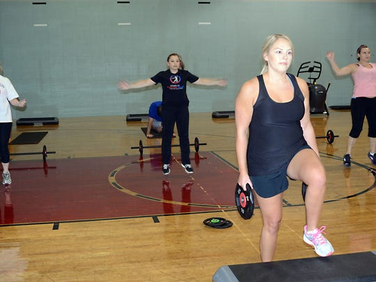 Downtown Fitness, powered by Baptist Health Systems,