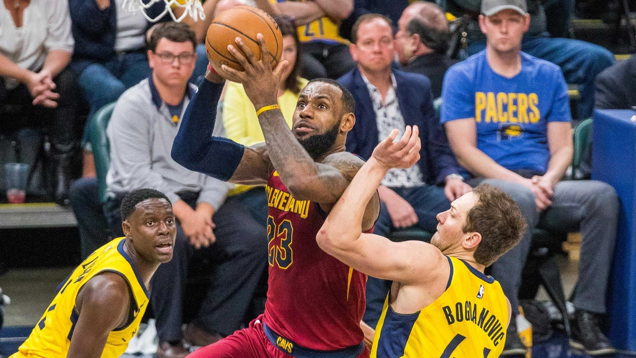 SportsPulse: USA TODAY Sports NBA Insider Jeff Zillgitt breaks down crucial Game 4 wins for the Cavaliers, Wizards and Bucks and the Spurs avoiding elimination.