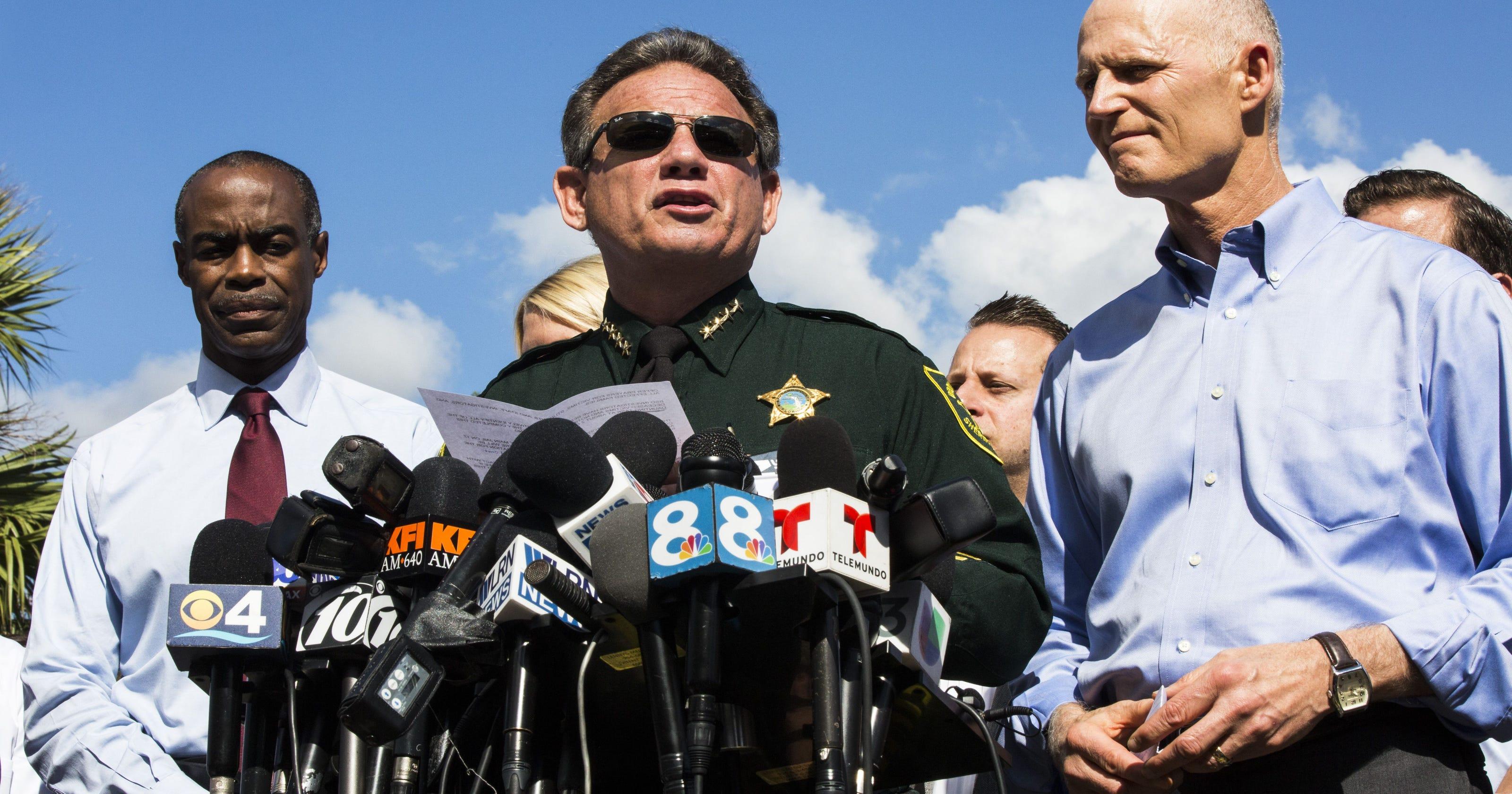 Florida school shooting: Police warned 18 times about Nikolas Cruz