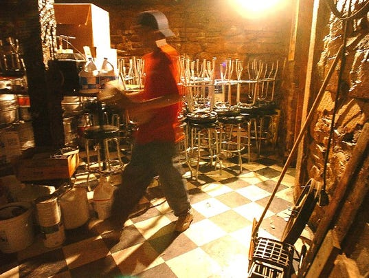 basement of washington 39 s bar and grill in 2004 photo coloradoan