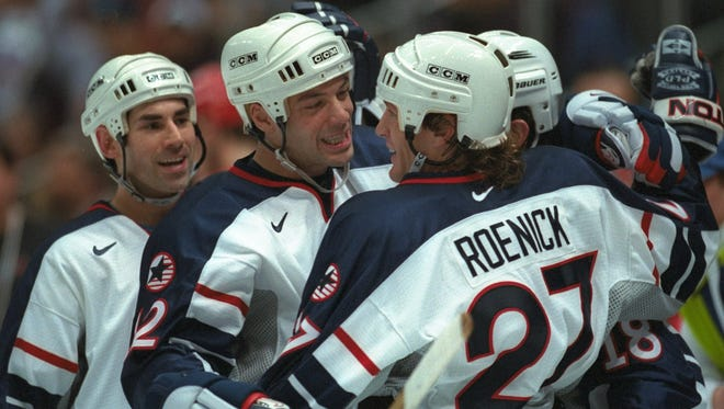 Arizona's Winter Olympic presence picked up starting in 1998 when Jeremy Roenick and other Arizona Coyotes played at the Nagano Games.
