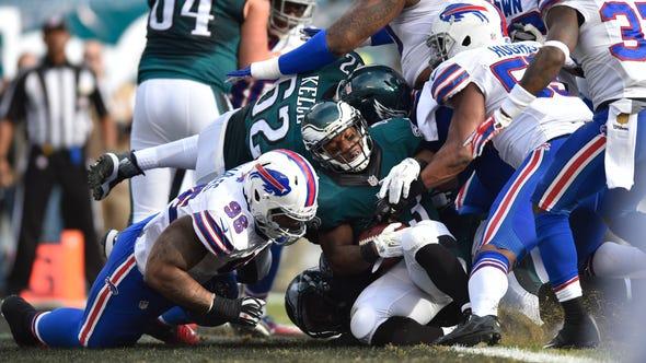 Dec 13, 2015; Philadelphia, PA, USA; Philadelphia Eagles