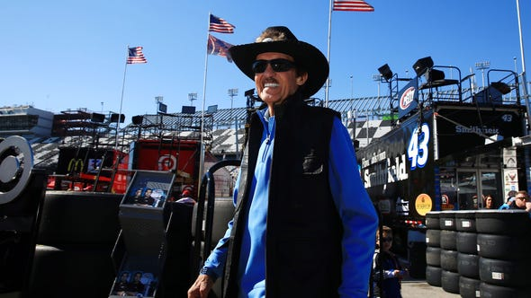 NASCAR Sprint Cup Series owner Richard Petty is one