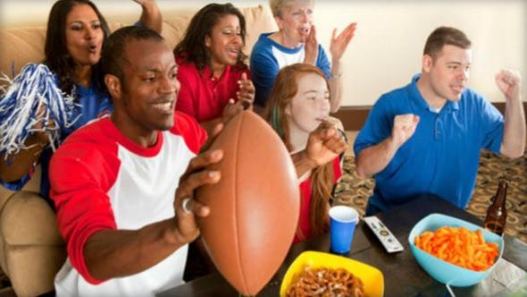 Super Bowl parties go viral (not in a good way)