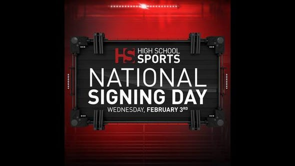 National Signing Day graphic
