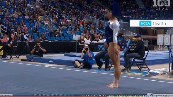 Sophina DeJesus wows the crowd and the internet with