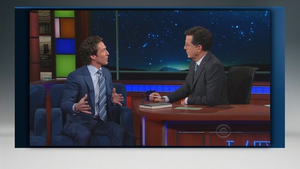 Pastor Joel Osteen On 'The Power Of I Am' The Late