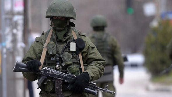 NATO fears that Russia could employ the type of hybrid