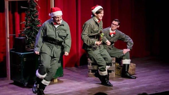 White Christmas at Theatre Arington