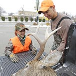 Hunters take slightly fewer deer during 9-day season