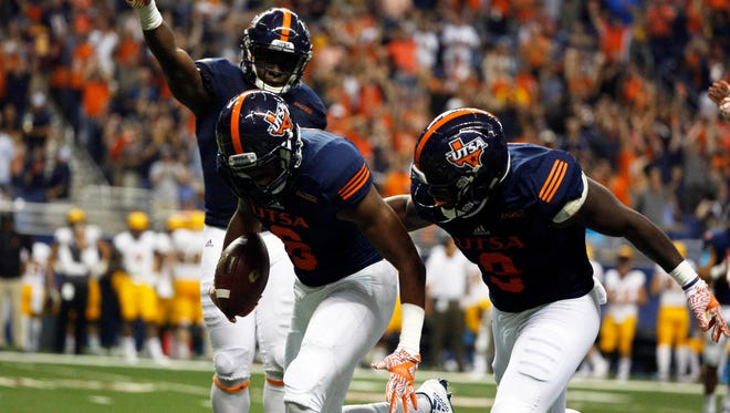 UTSA knocked off Southern Miss over the weekend to the surprise of many.