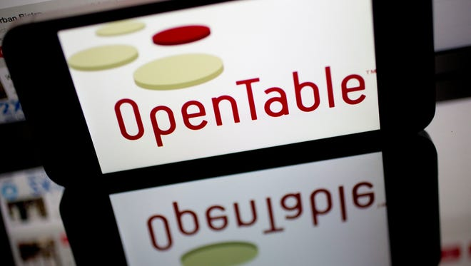 OpenTable fired one of its employees after the company discovered the staff member made hundreds of fake reservations using a competitor's service.