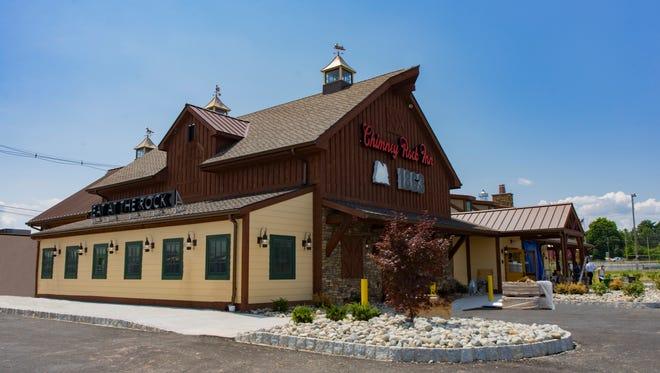 The new Chimney Rock Inn in Flemington.
