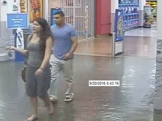 Prattville Police Department search for two suspects