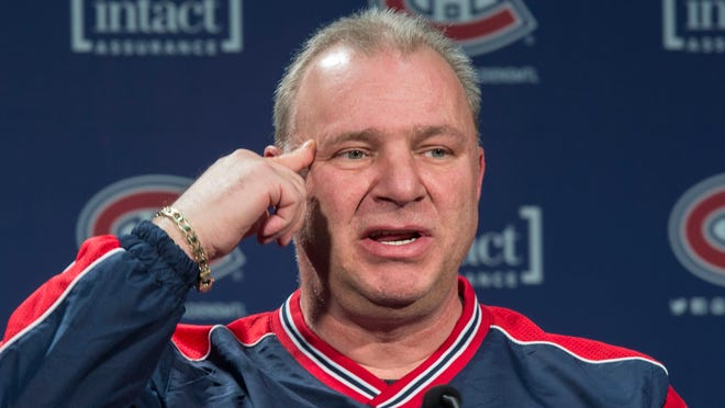 Ex-Montreal coach Michel Therrien hasn't worked in the league for the last two seasons. He replaced new Flyers coach Alain Vigneault in Montreal in 2000.