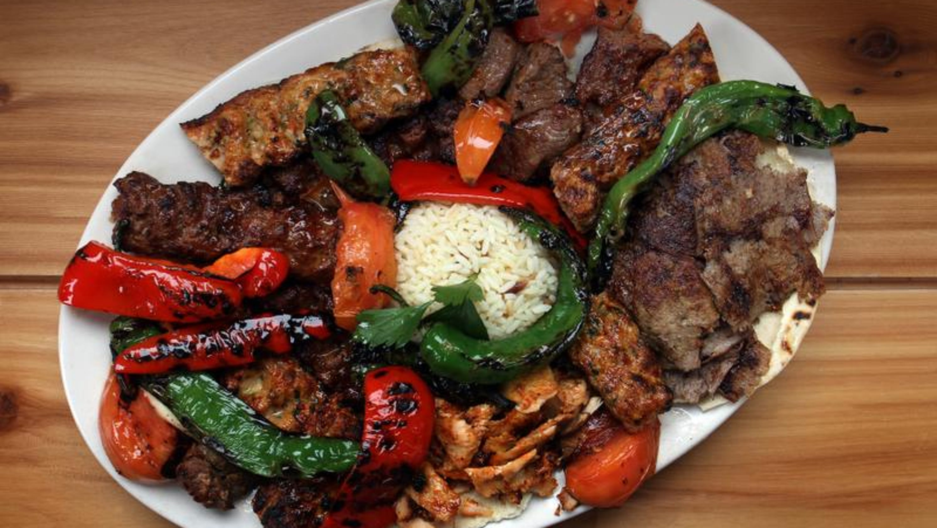 Mediterranean cuisine for Almanara mediterranean cuisine