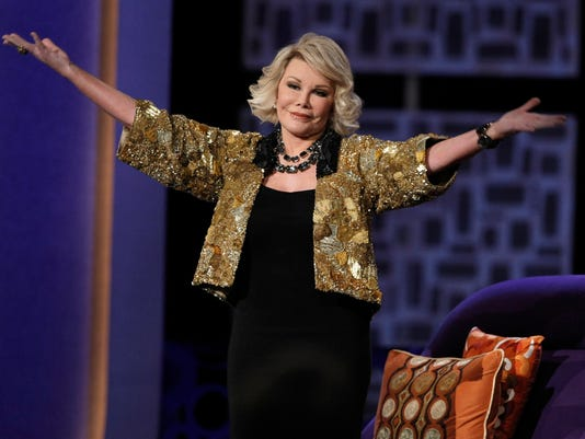 AP Obit Joan Rivers_001