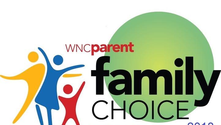 Who won WNC Parent's 2018 Family Choice Awards?