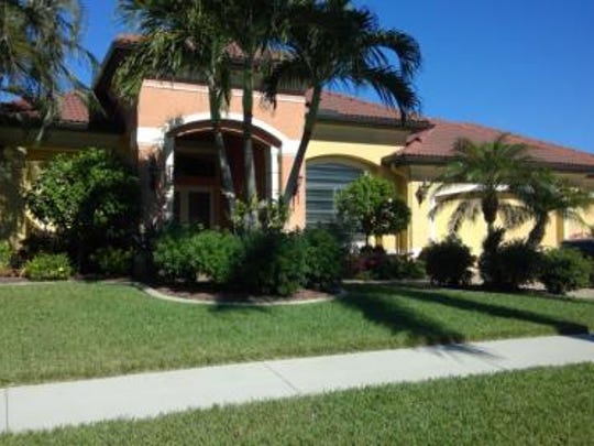 This home at 5820 Harbour Cir. in Southwest Cape Coral recently sold for $720,000.