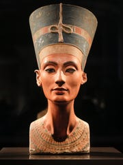 """Powerful monarchs of the ancient world, like Nefertiti, get the spotlight at National Geographic Live's """"When Women Ruled the World"""" Friday."""