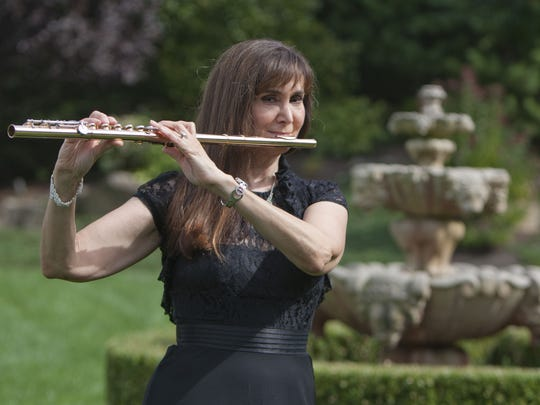 Michele Spadaro of Toms River works with other musicians