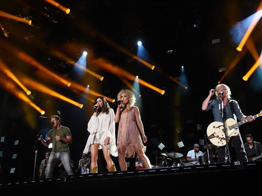 Little Big Town will take the stage at the fair on Friday, July 31.