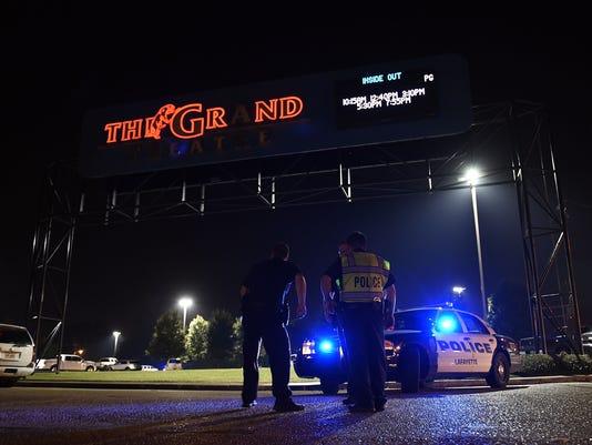 Three Dead Nine Injured In Movie Theater Shooting