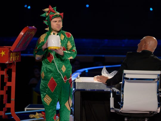 Piff the Magic Dragon is in the finale of 'America's