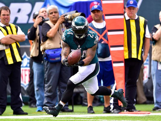 NFL: Philadelphia Eagles at New York Jets