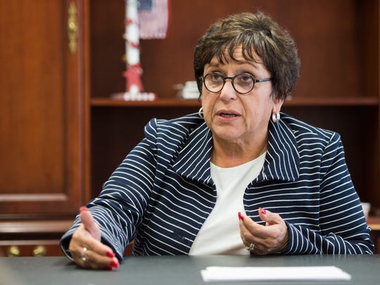 Barbara Fiala is the Democratic candidate for the 52nd District  state Senate seat.