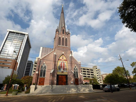 Recent renovations have restored the beauty and splendor of The Cathedral of St. Peter the Apostle, located at the corner of West and Amite streets in downtown Jackson. The parish will hold a gala Nov. 7 to help retire the debt incurred from the improvements.
