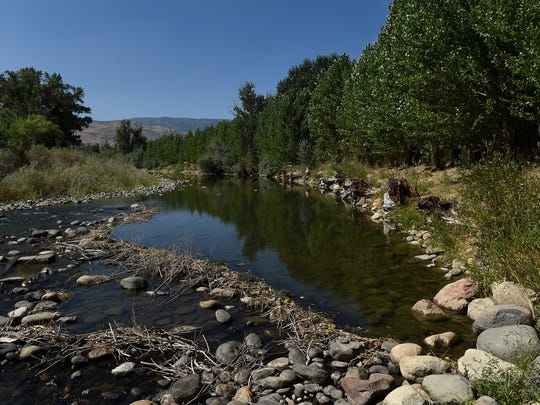 Our current drought exhibits higher temperatures and