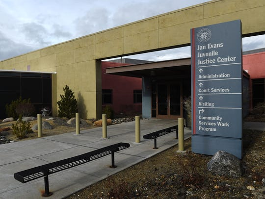 Washoe County's Jan Evans Juvenile Justice Center is