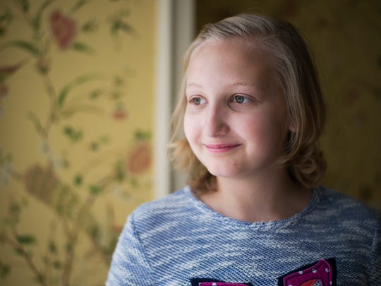 Maddie Shaw is battling Ewing Sarcoma, a rare form of bone cancer.