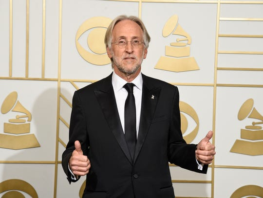 President and CEO of the Recording Academy Neil Portnow