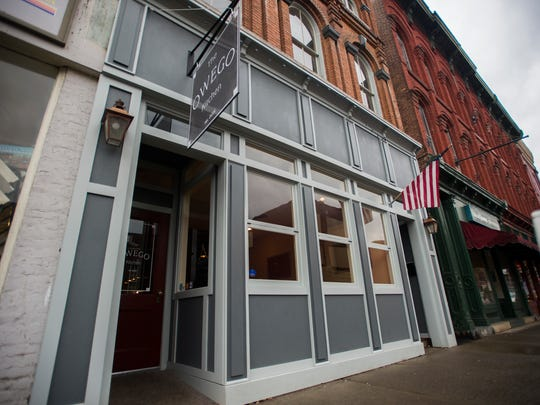 The Owego Kitchen is located at 13 Lake St. in downtown Owego.