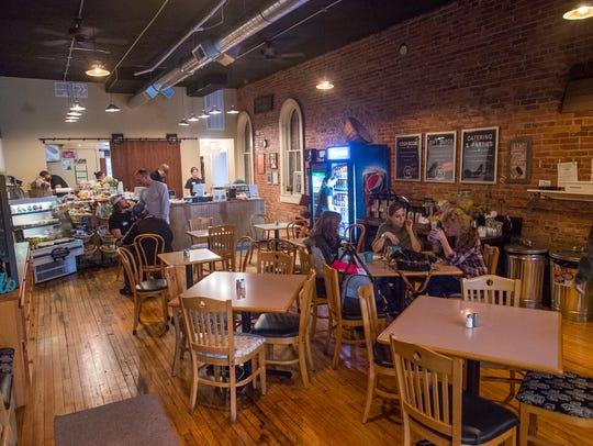 The Owego Kitchen at 13 Lake St., Owego.