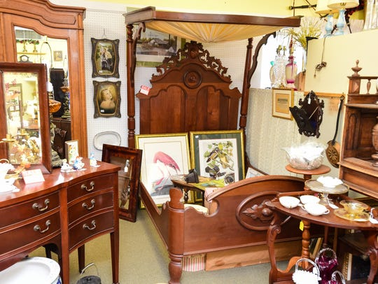Fabulous ways to go antiquing in Lafayette. March 15,