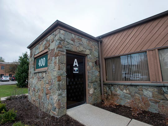 Image-generation company Diamond Visionics, at 400 Plaza Drive in Vestal.