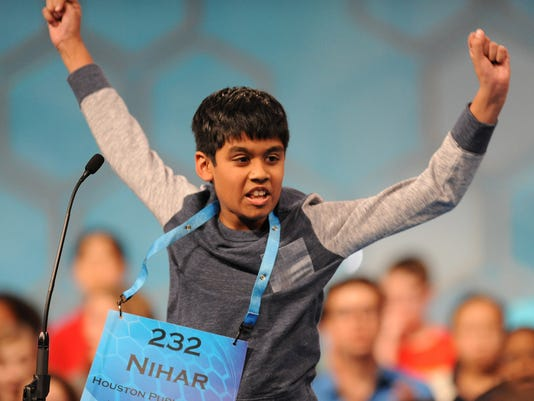 USP NEWS: SCRIPPS NATIONAL SPELLING BEE S A OTH USA MD