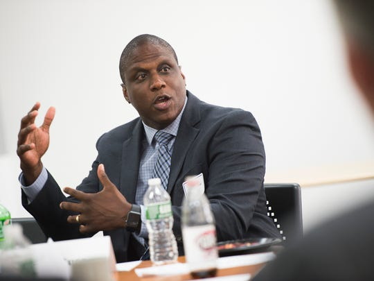 Tyrone Muse, president and CEO of Visions Federal Credit
