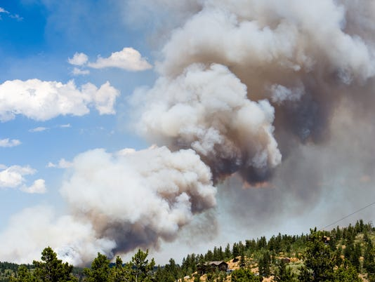 Cold Springs Fire