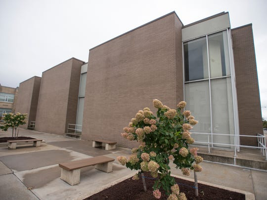 """Recent air tests show TCE levels in Building 33 and 13 other Huron buildings """"unlikely to result in health effects,"""" according to health officials."""