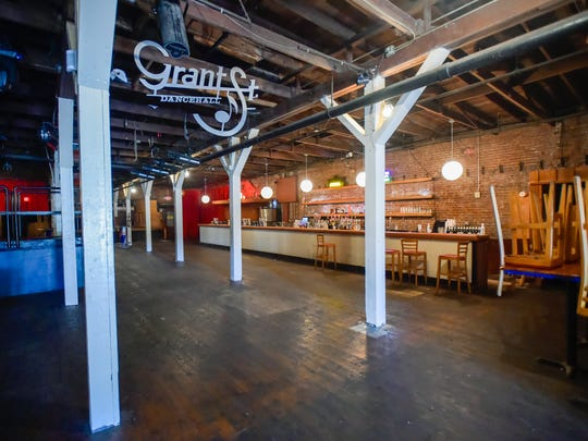 HIstoric dancehall, Grant Street is open again with first live band on Sunday.