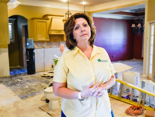 Civil Engineer Pamela Granger has experienced recovery