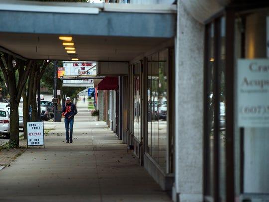 Endicott Washington Avenue is suffering from years