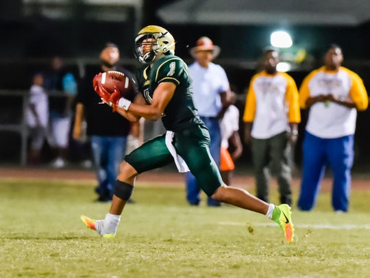 Acadiana High's 'Mr. Everything' Bralen Trahan hopes
