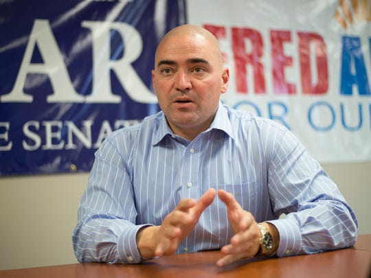 Fred Akshar is the incumbent Republican candidate for the 52nd District state Senate seat.
