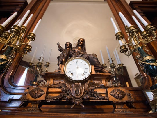 People have reported occorunces of an unwound clock